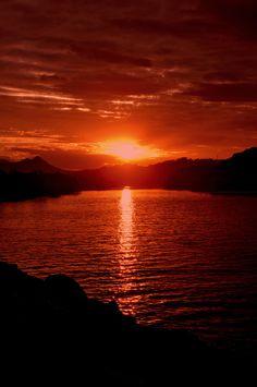 Brunswick Heads Sunset