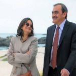 Lucía Corpacci en Twitter: pesar por el fallecimiento de Rosales y su felicidad por lo del ARSAT-1