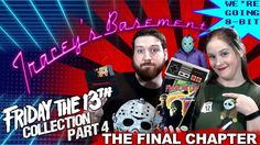 On instagram by traceysbasement #retrogames #microhobbit (o) http://ift.tt/2gx08rE #Collection video Part 4: The Final Chapter! 8-bit #NECA Jason and #LetsPlay the NES game. It's finally uploaded. YouTube was being a bit cumbersome today! Check it out here:  https://youtu.be/P81f6upKfxo  #traceysbasement #collectibles #collector #geek #nerd #collecting #nes #friday13th #friday13 #Jason #jasonvoorhees #8bit  #retrogaming #gaming #videogames #nintendo #unboxing #gameplay #friday #actionfigures…