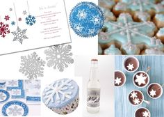Sugarhouse Ink: Snowflake Party