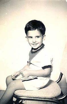 Steve Carell childhood photo http://celebrity-childhood-photos.tumblr.com/