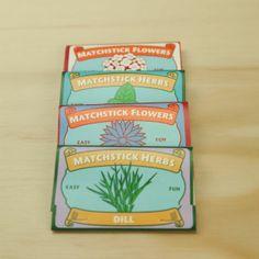 Matchstick Herbs