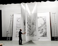 Art | アート | искусство | Arte | Kunst | Paintings | Installations | giant book