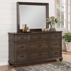 Riverside Belmeade 6 Drawer Dresser - RVS2916
