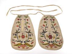 18th Century Women's Stays | Pockets, hoops, paniers, bumrolls, ect...