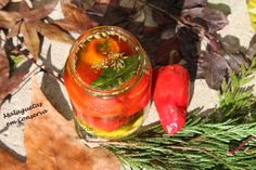 Conserva de Malaguetas / Pickled Peppers