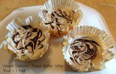 Weight Watchers Peanut Butter Whip Frozen Treats! 1 Point!!