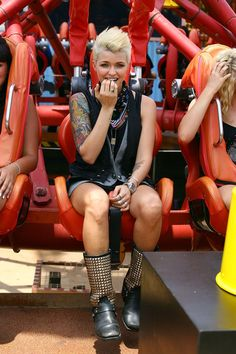 Ruby Rose Photos - Ruby Rose Launches Dreamworld Summer Attraction - Zimbio