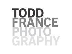 Todd France Photography Logo Design. Design by Drake Creative in Millbrook, NY.