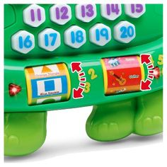 VTech ct & Learn Turtle, Baby and Toddler Learning Toys Baby Learning Toys, Learning Toys For Toddlers, Toddler Learning, Turtle Baby, Count, Action, Products, Group Action, Beauty Products