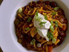 Recette de Chili végétarien | Cuisine | Canal Vie
