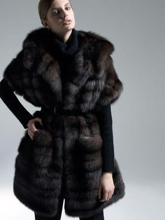 The very best of the best! Sable fur:)