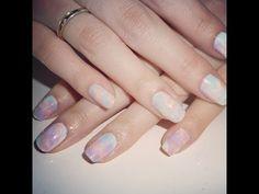 ウォーターカラーネイル Watercolor Nails