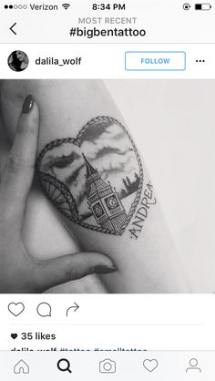 London Tattoo – Maggie Craig London Tattoo Hello everyone, Today, we have shown Maggie Craig London Tattoo Tattoo 2017, I Tattoo, Big Ben Tattoo, England Tattoo, British Tattoo, Diy Tattoo Permanent, London Tattoo, Gorgeous Tattoos, Piercings