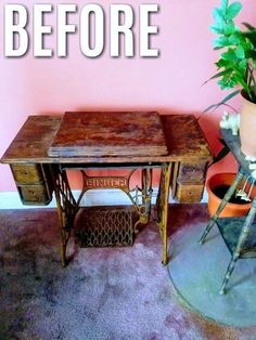 I love how it turned out!  #howto #diy #diys #craft #crafts #crafting #howto #ad #handmade #homedecor #decor #makeover #makeovers #redo #repurpose #reuse #recycle #recycling #upcycle #upcycling #unique #furniture #furnituremakeover #furnitureredo #thrifting #thriftstore