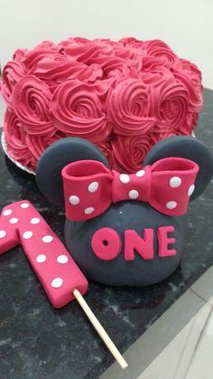 Smash the cake da Minie