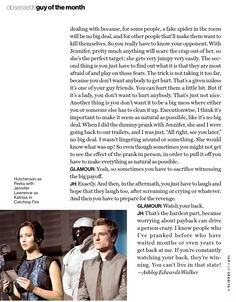 """Josh Hutcherson Glamour Magazine Tablet Exclusive """"Tips for Pulling Off Perfect Pranks"""" PART 3 - loved how he plan her prank on jennifer lawrence i cant wait for his next prank on her on the set of mockingjay"""