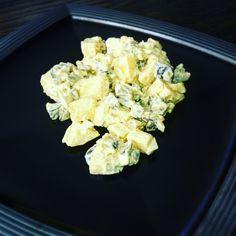 Kulinarna Schizofrenia: Sałatka ziemniaczana curry