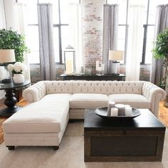 Darby Home Co Fiske Sectional