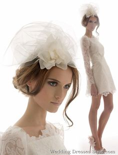 2012 Bridal Gowns Trends--Lace sleeves (3)