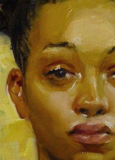 """""""Karat"""" (close-up), John Larriva art"""