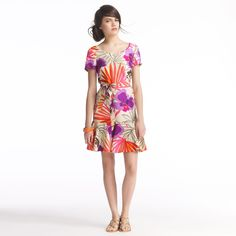 want to go on a vacation wearing this!