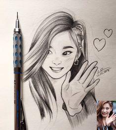 huskyTzu on - Girly Drawings, Kpop Drawings, Art Drawings Sketches Simple, Pencil Art Drawings, Cartoon Drawings, Sketch Art, Art Drawings Beautiful, Beautiful Sketches, Kpop Fanart