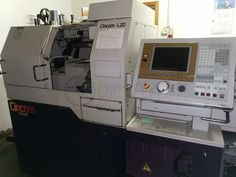 Cnc automatic lathe Make Citizen type L 20 bar feeder FMB max diameter /20/mm/ max turning length /200/mm/ spindle speed 200-10.000./min/ counter spindle speed 200-8000./min/ Rotating tool holder 4 turning tool holder 6 total weight 2000kg Used Cnc Machines, Turning Tools, Lathe, Citizen, Counter, Bar, Type, Lathe Tools, Computer Case