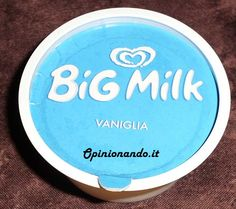 Algida Big Milk Coppetta - #Opinionando #recensione
