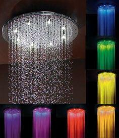 LED Shower lights
