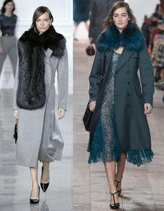 Мода и стиль: Модные пальто осень-зима 2015-2016