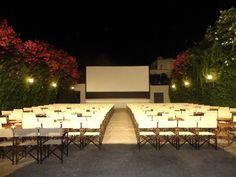 Σινε Ορφέας Κως Outdoor Cinema, Outdoor Furniture Sets, Outdoor Decor, Under The Stars, Athens, Greek, Traditional, Home Decor, Summer