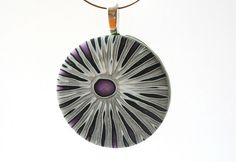 Polymer Clay Pendant 100348 | Flickr - Photo Sharing!