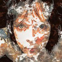 人工世界 by fil rouge on SoundCloud Japan Painting, Moose Art, World, Animals, Photos, The World, Animais, Animales, Animaux