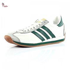 adidas , Baskets pour homme - Blanc - BLANCO, 42 EU - Chaussures adidas (