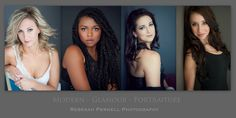 Modern Glamour Photography Rebekah Pernell Photography