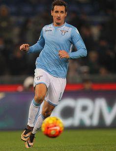 Lazio Miroslav Klose Striker 2011-2016 Large photo