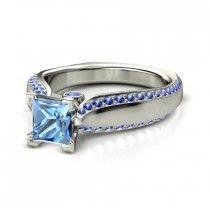 Disney Princess Inspired Engagement Rings