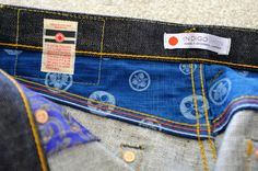 Momotaro X Indigoskin x Oz 0701 Collaborative Denim Hipster Jeans, Denim Shirt With Jeans, Denim Shirts, Momotaro Jeans, Denim Art, Denim Sneakers, Denim Branding, Denim Trends, Raw Denim