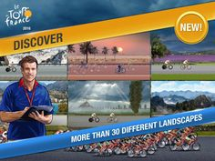 Tour de France 2016 - The Game v1.5.9   Tour de France 2016 - The Game v1.5.9Requirements: 4.0.3Overview: The Tour de France 2016 official game! Requires an Internet connection. Enjoy the NEW best cycling simulation on your mobiles & tablets.  This year we remade completely the game with a lot of new features: a brand new career mode containing the most famous cycling competitions (Tour de France la Vuelta Paris-Roubaix Paris-Nice Paris-Tours Dauphine criterium and much more...) create and…