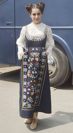 Kangana Ranaut at the 'MasterChef India Season 4' finale. #Bollywood #Fashion #Style #Beauty