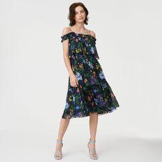 Womens | Day to Night | Lonti Silk Dress | Club Monaco