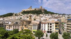 Castillo de la Mota, Álcala la Real, Jaén