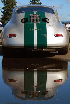 #Porsche 356 #QuirkyRides.com #ClassicCar