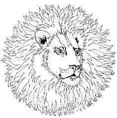 Mandala Coloring Pages | Animal Mandalas - 999 Coloring Pages