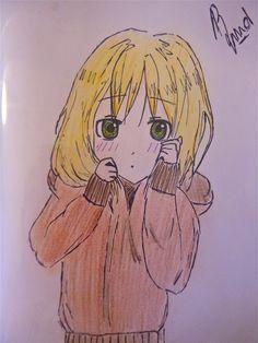 manga- little girl <3