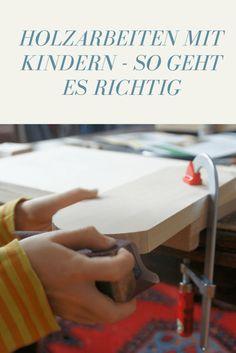 Die 38 Besten Bilder Von Werken Mit Kindern Holz Crafts For Kids