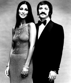 Sonny and Cher I Got You Babe, Told You So, Cher Bono, Snap Out Of It, Oscar Winners, Vogue Magazine, Black And White Pictures, Hobbs, Real Women