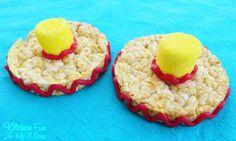 Kitchen Fun With My 3 Sons: Easy Cinco de Mayo Sombreros