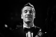 A very happy 40th Birthday Michael Fassbender! Acting God!